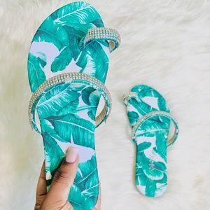 Tropic Bling Sandal